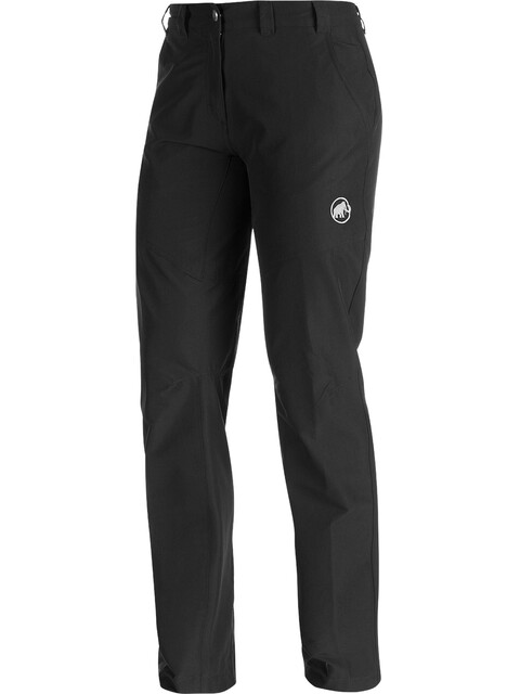 Mammut Hiking - Pantalon long Femme - Long noir